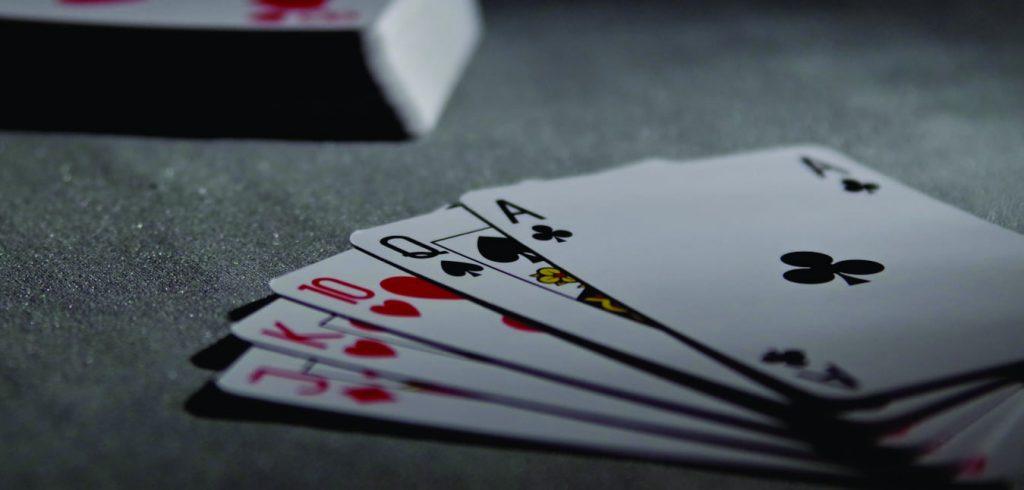 Poker skala