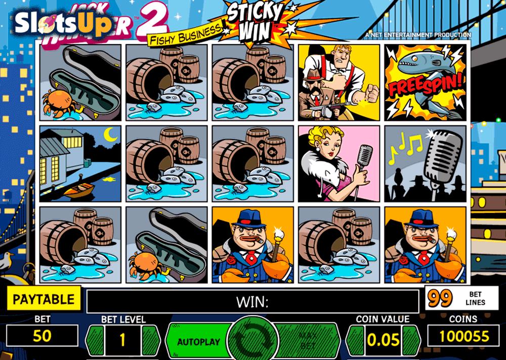 Jack Hammer 2 grafički interfejs igre