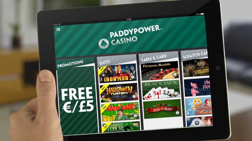 Paddy Power mobilna verzija