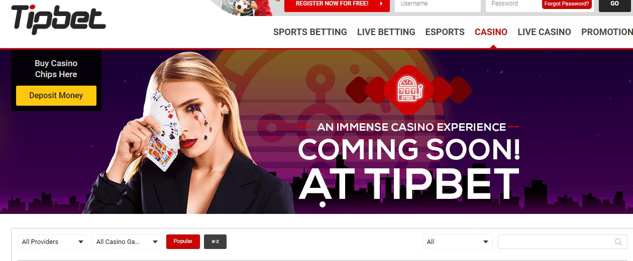 Tipbet kazino